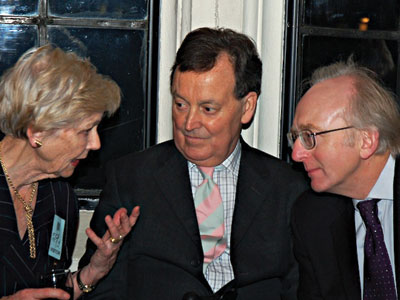 Sir Richard May Trust Launch Party